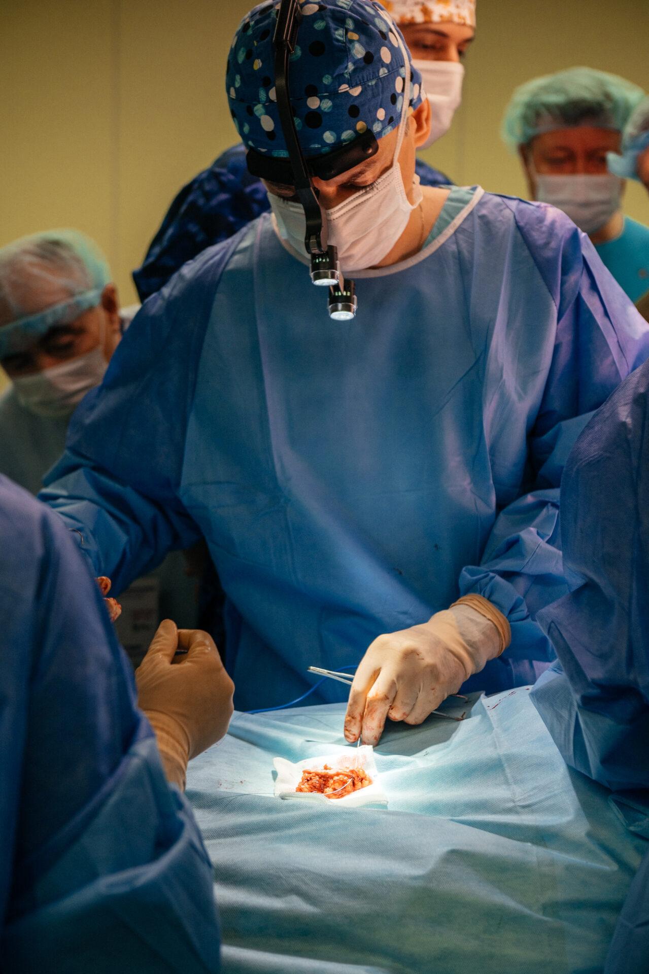 Научно-практическая школа по хирургическому лечению рака молочной железы